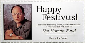 Festivus human fund